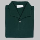 Simon Skottowe - Short Sleeve Polo Shirt racing green