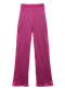 LINA pants - magenta metallic lurex