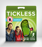 Tickless Human Zöld