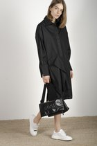 MANASH COTTON SHIRT DRESS