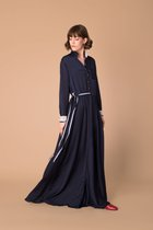 Outspaced maxi dress