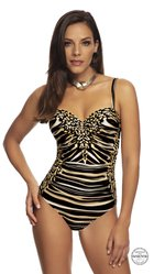 ORIENT one-piece swimsuit - E766