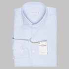 Simon Skottowe - Giza 87 dress shirt light blue