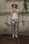 Dea trousers - Printed trousers