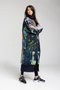 FOREST maxi coat - Printed maxi coat