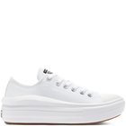 CHUCK TAYLOR ALL STAR MOVE LOW TOP WHITE/WHITE/WHITE