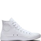 CHUCK TAYLOR ALL STAR CLASSIC HIGH TOP WHITE/WHITE/SILVER